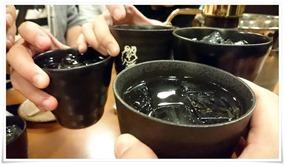 焼酎で乾杯@隠れ家ダイニングTOMMY