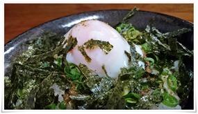 海苔たっぷり担々丼@大和 黒崎本店