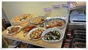 お惣菜コーナー@玄さん八幡店