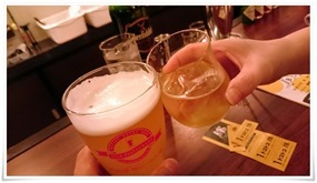 乾杯@Beer BARU Carlotta