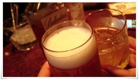 ビールで乾杯@k'Sエルトン
