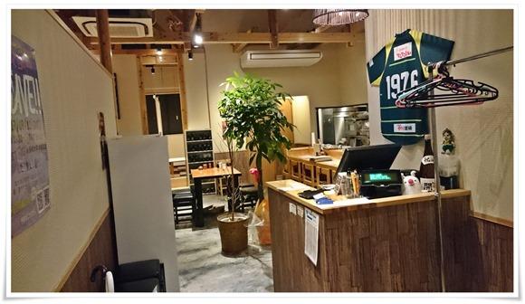 店内の様子@やきとり道場 住吉店