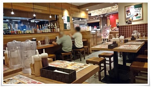 店内の様子@うめっちゃが食堂
