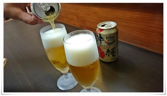 オリオンビール@裏裏(うらおもて)