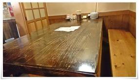 テーブル席@中村屋(なかむらや)
