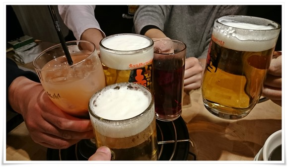 乾杯@赤から 戸畑鞘ヶ谷店