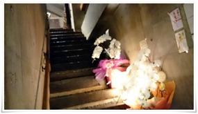 階段@うわさの黒鉄