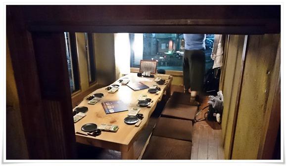 個室宴会スペース@うわさの黒鉄