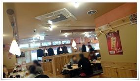 テーブル席@屋台ずし八幡駅前町