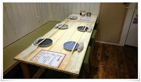 テーブル席奥側@K-neerg(ニーグ)