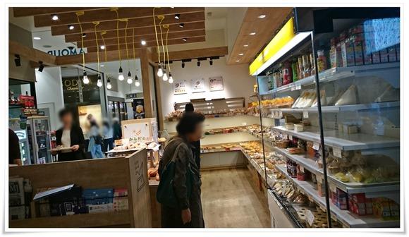 パン販売スペース@グランドゥ アムール