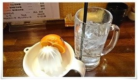 お絞りセット@遊酒食堂 宇都宮