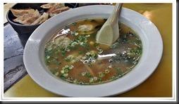 スープ餃子@本店 鉄なべ