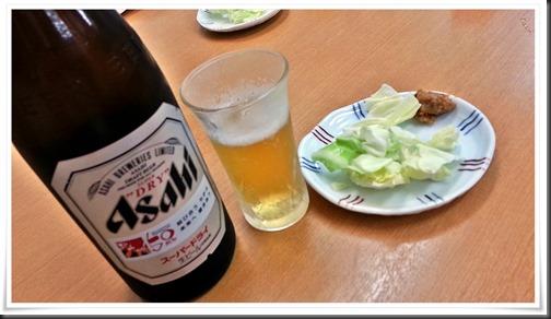 キャベツ&辛味噌@焼麺屋 虎之介