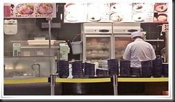 麺専用の冷蔵庫と製麺機@丸亀製麺