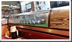 ネタケース内のビール@北京飯店