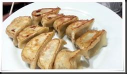 焼き餃子@中華料理 龍成火鍋