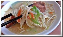 麺@八幡のチャンポン