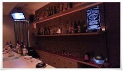 ボトルの数々@shotbar 2ND ROOM