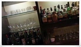 グラスの数々@Bar avancer(アヴァンセ)
