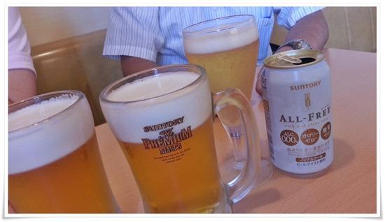 プレミアムモルツで乾杯@ジョイフル前田店