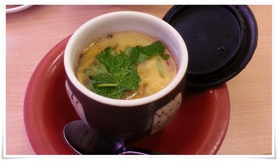 冷製茶碗蒸し@かっぱ寿司 諫早店