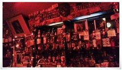 ボトルの数々@BAR MEMPHIS TRAIN