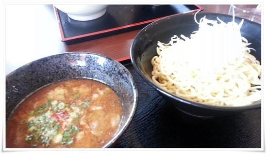 つけ麺(中)冷つけ麺@麺屋 新月