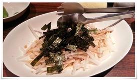 季節のサラダ2@喰い鍋や