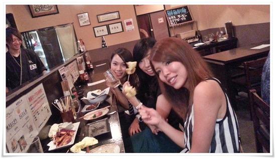 女性グループも安心@とり八 八幡駅前本店