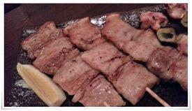 ビックな豚バラ@とり八 八幡駅前本店