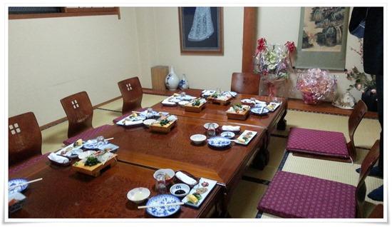 2階の宴会スペース@魚料理処 鳥勝