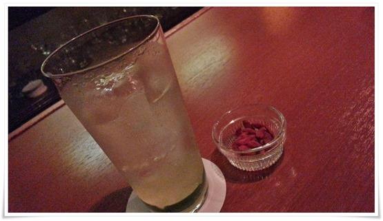 ジンリッキー@Bar avancer(アヴァンセ)
