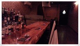 カウンター席@Dining Bar Liquid