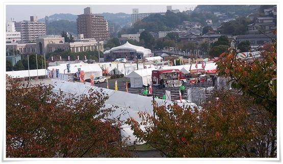 まつり起業祭八幡2013 全景