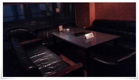ソファー席@Restaurant Bar Shelby