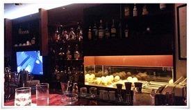 ボトルの数々@Restaurant Bar Shelby