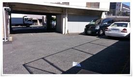 5~6台程度駐車可能@ラーメン大勝