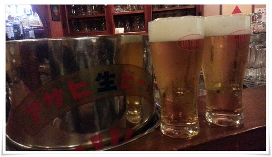 生ビール@DRAFT BEER DAIMARU