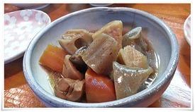 本日の煮物@活魚料理 鳥勝