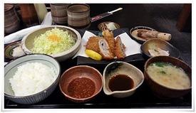 レディスランチ@黒かつ亭中央駅本店