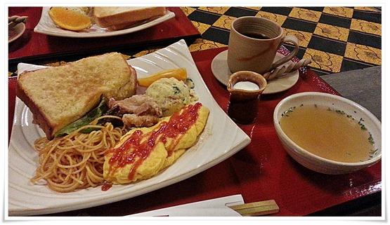 モーニングBセット@町屋カフェ太郎茶屋鎌倉