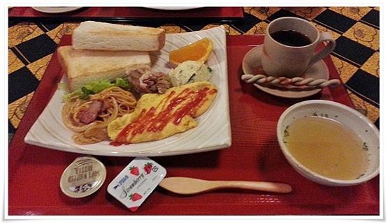 モーニングAセット@町屋カフェ太郎茶屋鎌倉
