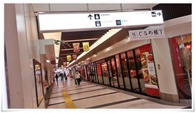 ぐるめ横丁@鹿児島中央駅
