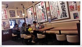 テーブル席@ラーメン太一商店 行橋店