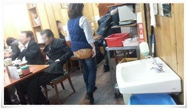 テーブル席2@力(ちから)ラーメン