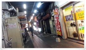 ちょっと薄暗い通り@大丸ビル名店街