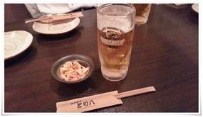 キリン生ビール@とり八 八幡駅前本店