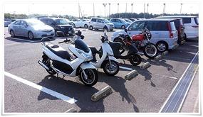 プチツーリング バイクの数々