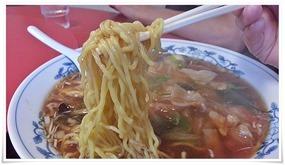 中太麺@中華料理 富貴亭
